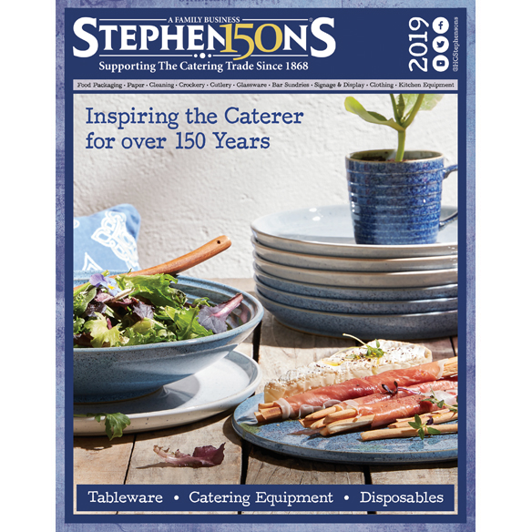 Download a copy of the 2019 Stephensons Catalogue