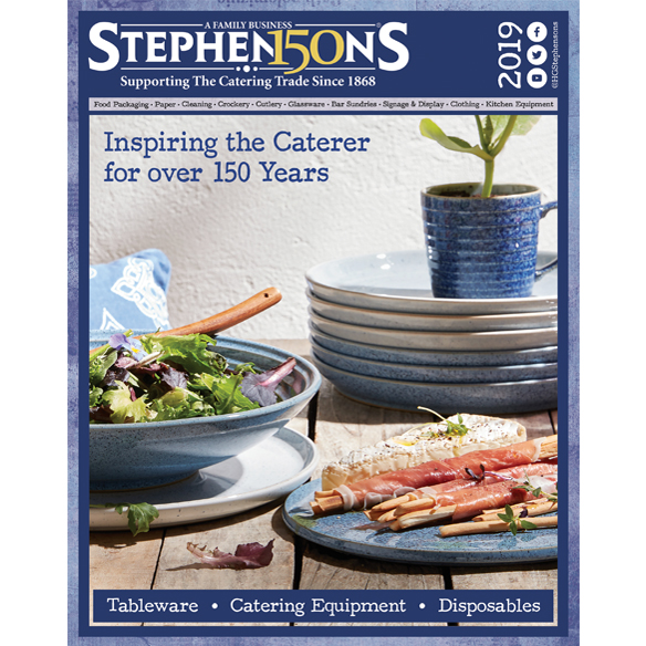 Download the 2019 Stephensons Catalogue