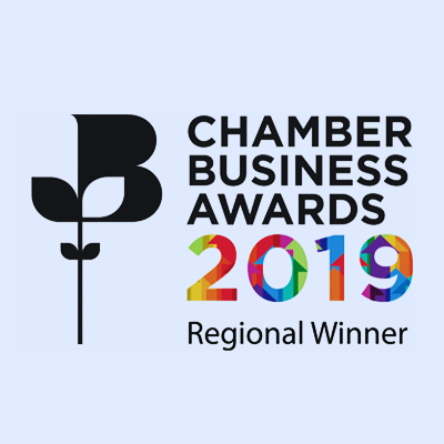 Regional Winners at the 2019 Chambers of Commerce Business Awards