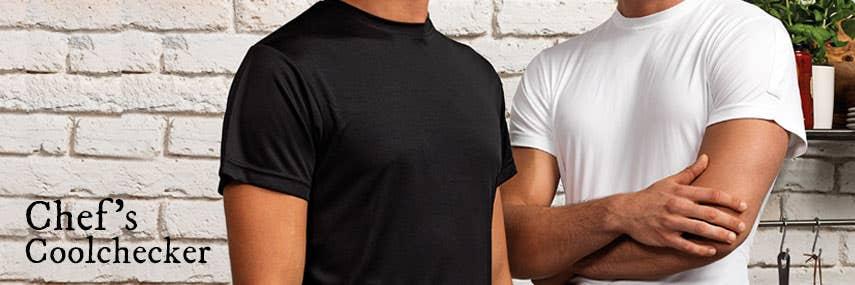Chefs Coolchecker T-shirt