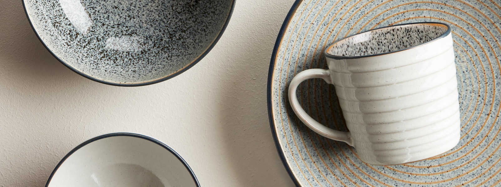 Denby Studio Grey Premium Crockery from Stephensons Catering Suppliers