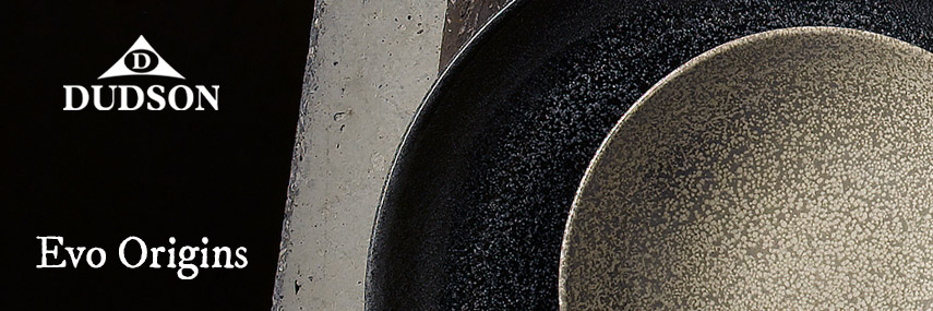 NEW Dudson Eco Origins Rustic Crockery from Stephensons Catering Suppliers