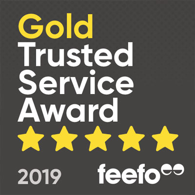 Stephensons once again attained Feefo Gold Trusted Service accreditation