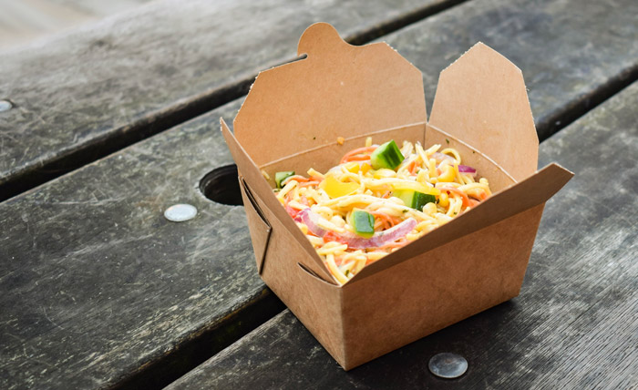 Eco-Friendly Food Packaging from Stephensons Catering Suppliers