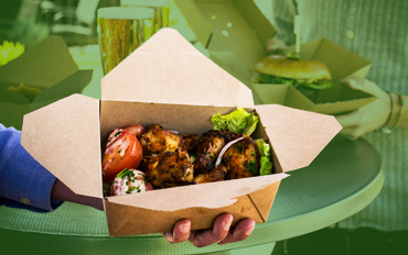 Eco-Friendly Disposable Products from Stephensons Catering Suppliers