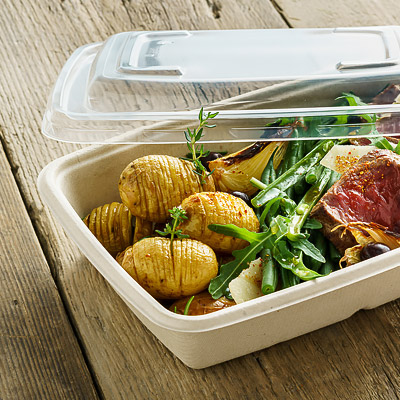 Home Compostable Food Packaging from Stephensons