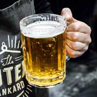 The Lantern Tankard is exclusively available from Stephensons Catering Suppliers