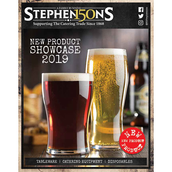 Download the 2018 Stephensons Catalogue