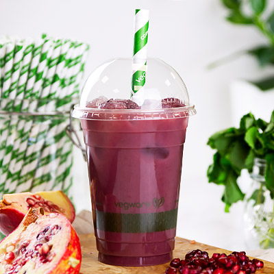 PLA Smoothie Cups from Stephensons