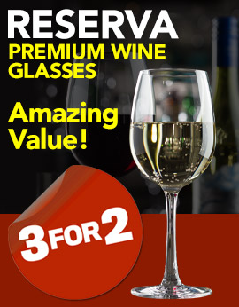 3 for 2 on Nude Reserva Premium Crystalline Wine Glasses at Stephensons
