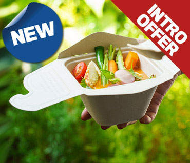 Compostable Street Food Packaging from Stephensons