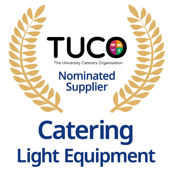 TUCO Nominated Supplier of Catering Light Equipment