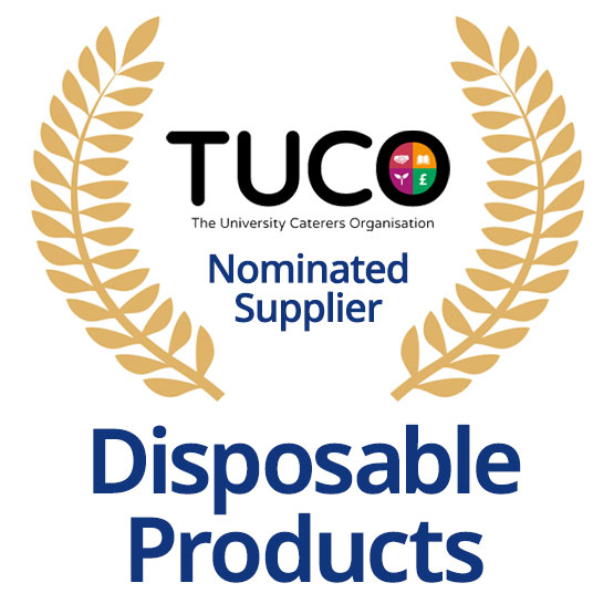TUCO Nominated Supplier for Disposable Products