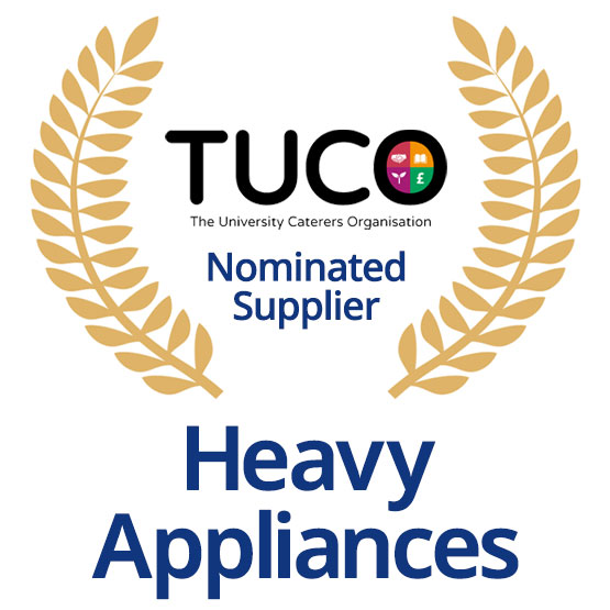 TUCO Nominated Supplier of Heavy Appliances