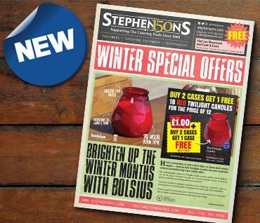 Stephensons Winter Special Offers Booklet 2019